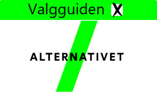 Valgguide: Alternativet
