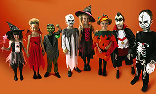 Find inspiration til Halloween!