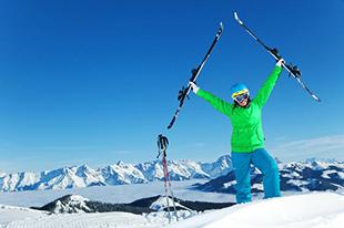 Følg skivejret og glæd dig til ferien