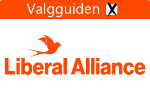 Valgguide: Liberal Alliance