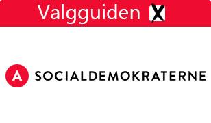 Valgguide: Socialdemokraterne