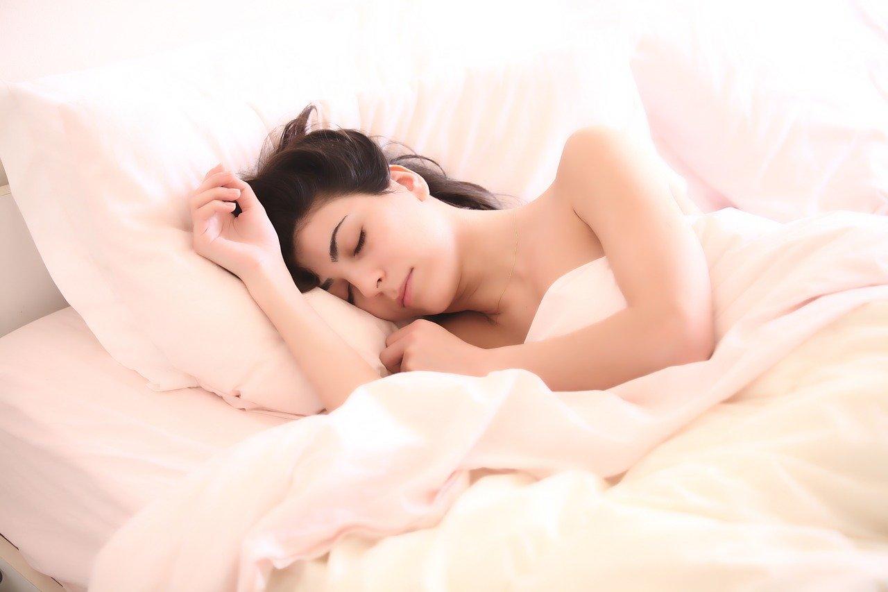 En god søvn giver et sundt sind