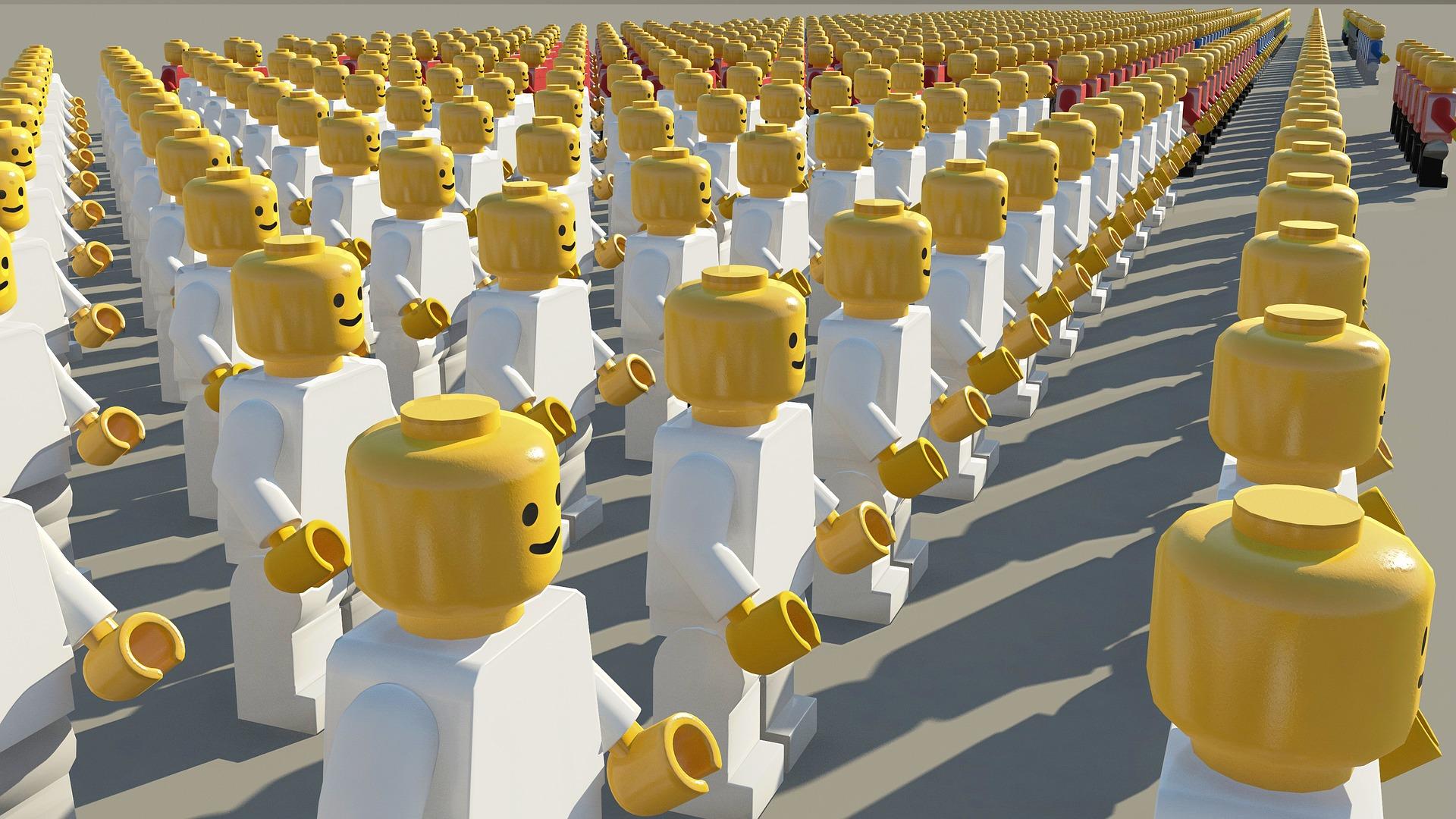 Få gode priser og kreativ programmering med Lego Education
