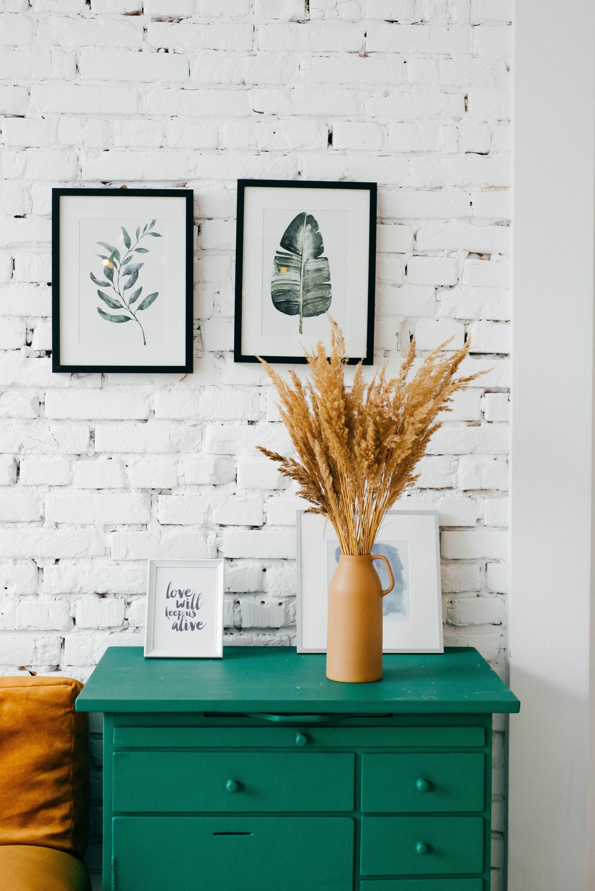 Giv dit hjem mere personlighed - gør brug af genbrugsmøbler