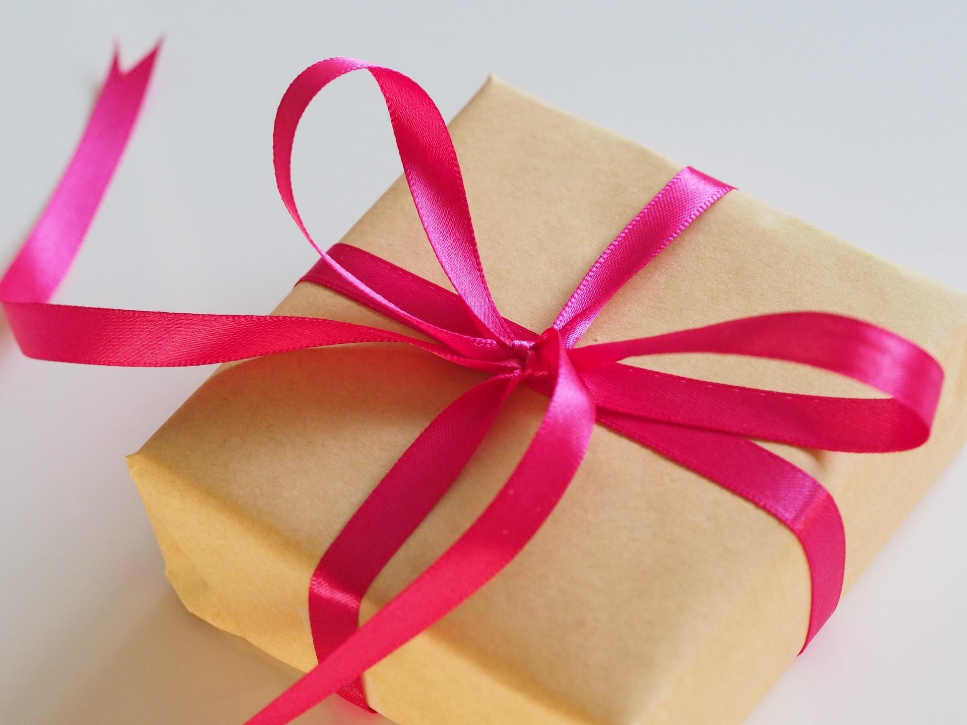 Giv en gave, der skiller sig ud