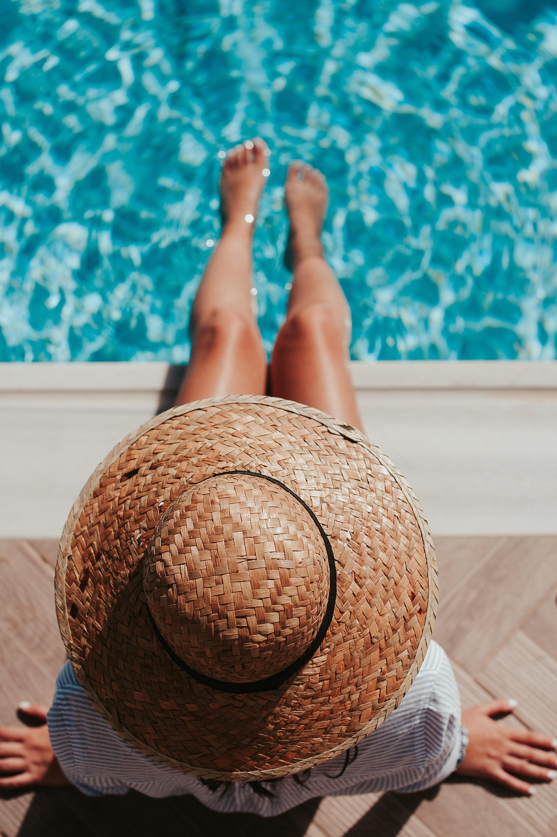Sådan kan du holde risikofri sommerferie