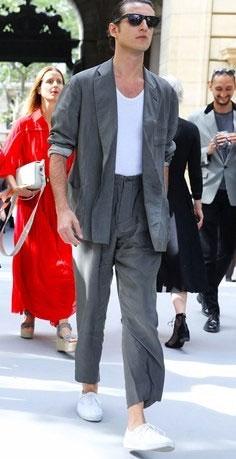 Oversize jakkesæt