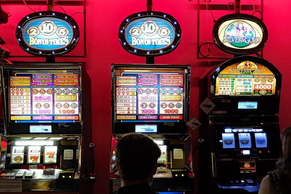 De gode gamle spilleautomatene lever fortsatt i beste velgående